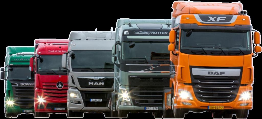станция технического обслуживания грузовых автомобилей